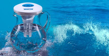 Прибор для серебряной воды