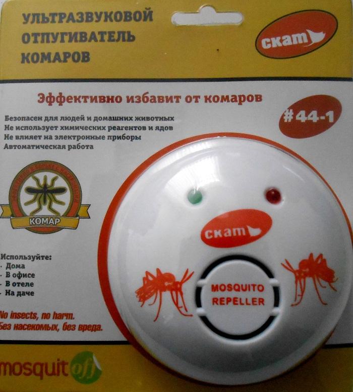 Ультразвук своими руками от комаров для 72